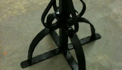 Bespoke Wrought Iron Stand